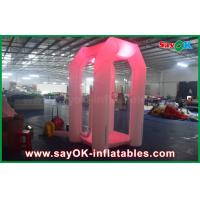 China Promotional Oxford Cloth Inflatable Cash Cube Money Booth for Advertising on sale