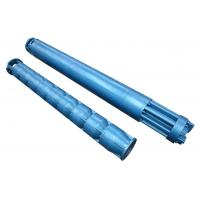 High Lift Head Stainless Steel Submersible Well Pump 3 Phase 50hz 60hz Frequency Manufactures
