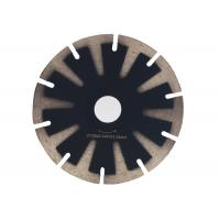 "T - Protection Teeth Diamond Circular Saw Blade 5 "" 7 "" High Efficiency Manufactures"