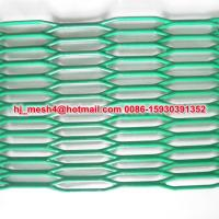 plastic coated expanded metal Manufactures