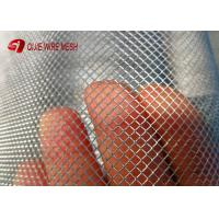 China Aluminium Small Hole Expanded Metal Mesh Roll / Panel 0.5-8mm Thickness on sale