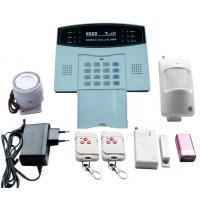 GSM Alarm System With Voice and Intercom (PT-GSM-LED-3) Manufactures