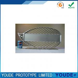 CNC Rapid Prototyping Aluminum Part , CNC Prototype Machining Aluminum 7075 Manufactures