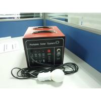 50w small solar system for home use with 12v/24Ah battery Manufactures