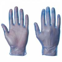 A Grade Disposable Vinly PVC Gloves Powder Free Proved By CE And FDA Manufactures