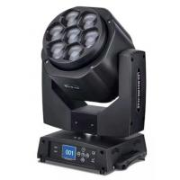Bee Eyes 7 X 15w Rgbw 4in1 Beam Wash Osram Led Stage Show Lights Moving Head Manufactures
