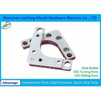 JF176 CNC Metal Parts Precision Processing Plated Surface Finish Manufactures