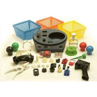 OEM Plastic Injection Molding Parts , Plastic Moulded Components High Precision Manufactures