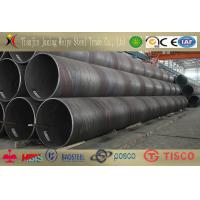 China 16Mn L360 Spiral Steel Round Tubing Steel Structure With API Standard on sale