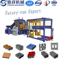 China Wholesale Cheap Price Machinery Fly ash myib interlocking brick machine Price on sale