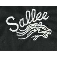 Custom Different Designs Polyester Spandex Embroidery 3D Embroidery Digitizing Logo Manufactures
