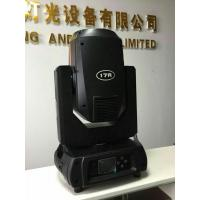 China double prisms and double gobos  spot beam 17r sharp light 350w beam moving head stage light on sale