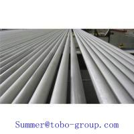 "8""  sch40 Super Duplex SS Seamless Pipe ASTM 31803 A789 A790 UNS32750 S32760 Manufactures"