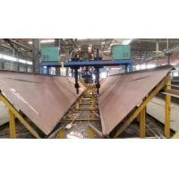 H Beam Prefab Metal Homes , Steel Structure Factory Built Houses With Ventilator Manufactures