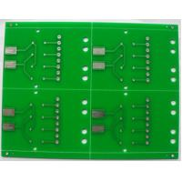 Professional Industrial Control PCB Board thickness 1.6mm SGS ROHS Certificated Manufactures