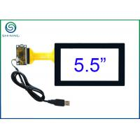"""5.5"""" PCT Touch Screen Panel With ILI2511 USB Interface For Handheld Touch Devices Manufactures"""