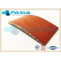 Honeycomb Wall Construction Lightweight Wood Boards For Ship Building Manufactures