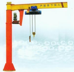 High quality floor crane jib crane Manufactures
