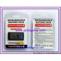 NDSi Rechargable Battery Nintendo NDSL game accessory Manufactures