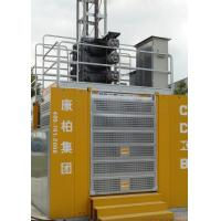 Modular Temporary Passenger Elevators , Building Site Rack And Pinion Elevator for sale
