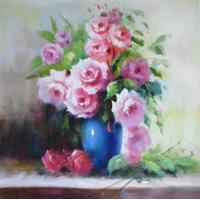 Buy cheap gift oil painting from wholesalers