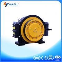 WTD1-B 450kg machine roomless good quality traction machine for double parking car lift Manufactures