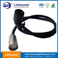 M23 19 PIN Circular Connector Cable Assembly Manufactures