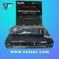 China Iclass 9999 fta Satellite Receiver DVB-S BISS with 4 - digit 7 - segment LED Display    on sale