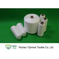 China Paper Cone Or Plastic Cone Polyester Spun Yarn In 100% Virgin Bright AAA Grade on sale