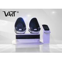 China Oculus Rift 9d virtual Reality Cinema With New Designing, Double Seats Cinema Chair on sale