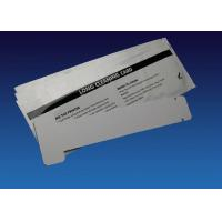 ISO9001 Zebra Printer Cleaning Kit 8 X Roller Cleaning Cards 390mm 105999-101 ZXP Series Manufactures