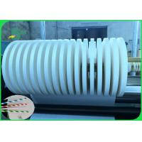 28GSM 60GSM 120GSM Size Customized White Food Grade Paper Roll / Wrapping Paper Sheet Manufactures