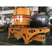 Small VSI Sand Making Machine River Rock Sand Maker With 80TPH Capacity Manufactures