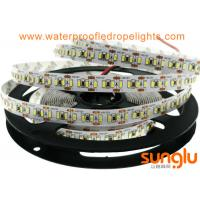 China SMD 3014 120D Flexible LED Strip Lights Easy Bent With FPC Body Material on sale