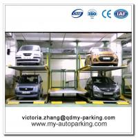 China Hydraulic Smart Puzzle Parking System Multi-level Auto Parking Machines on sale