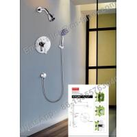 Quality concealed shower mixer faucet,brass concealed faucet tap,hot and cold water for sale
