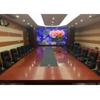 China High Resolution Small Pixel Pitch Led Display , P3.91 Pitch Indoor LED Advertising Display on sale