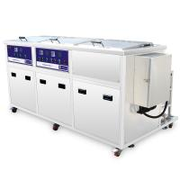 Automobile Industry Use Ultrasonic Cleaning Services 360 liter Capacity Manufactures