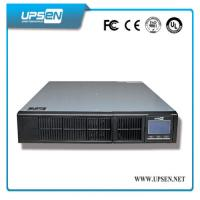 High Reliability and Performance Rack Mount UPS with IGBT Manufactures