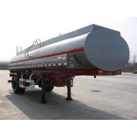 China 15400L Tanker Semi-Trailer with 1 axles for Fuel or Diesel Liqulid	 9151GYY on sale