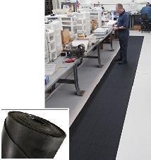 Anti-Acid & Alkali Rubber Sheet (1018) Manufactures