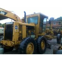 12G Used CATERPILLAR Motor grader sale china Manufactures