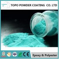 China RAL 1013 Oyster White Powder Coat, Pure Epoxy Coating For Steel Shelving on sale