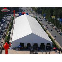 China Water Resistant 30m Outdoor Commercial Event Tents Max Wind Speed Allowance 70 - 100km/H on sale