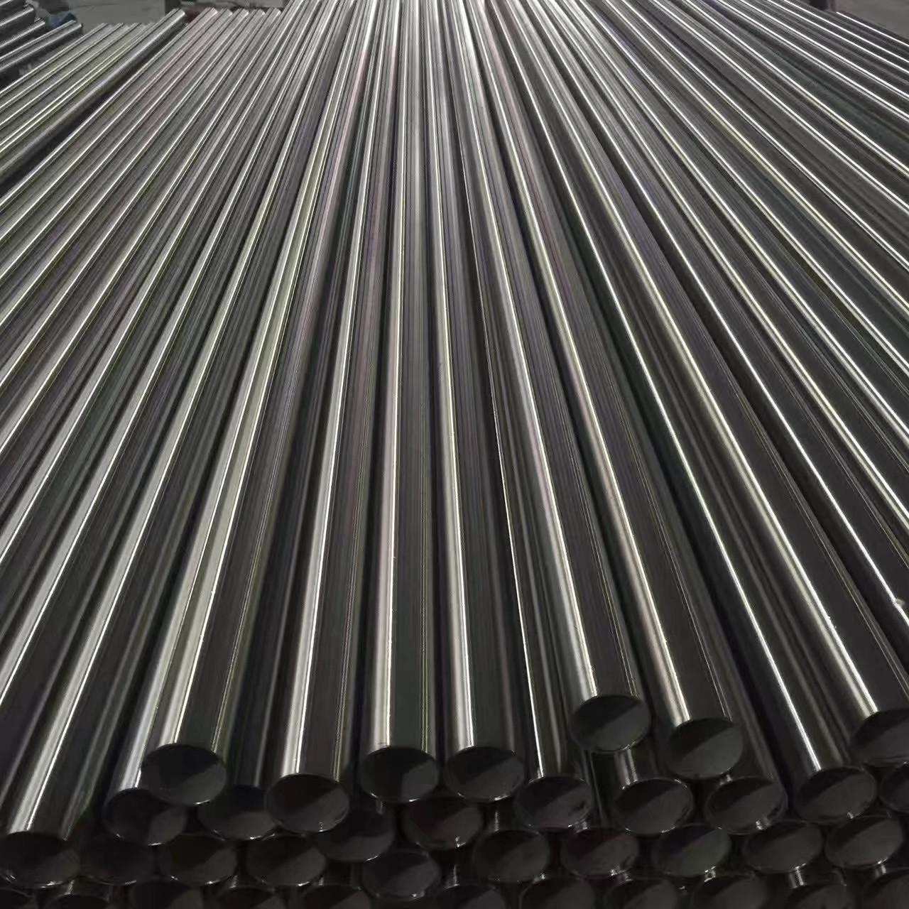SS 347H Electric Resistance Welded Steel Pipe , Long Seamless Carbon Steel Pipe Manufactures