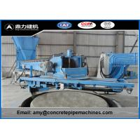 Fast Speed Automatic Rcc Pipe Making Machine For Road Construction Manufactures