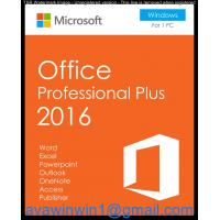 Windows Plus 2016 And Office Home And Business 2016 Server For Home & Student Manufactures