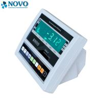 China LCD Display Height Weight Indicator ABS Housing Material Builtin Rechargeable Battery on sale