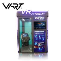1KW VR Arcade Machines Interactive 9D VR Box Games Self - Service Coin Operated Manufactures