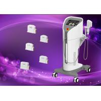 300W HIFU Machine For Face Wrinkle Removal / Face Lifting Beauty Salon Equipment Manufactures